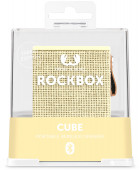 Акустична система Fresh 'N Rebel Rockbox Cube Fabriq Edition Buttercup (1RB1000BC) - зображення 6