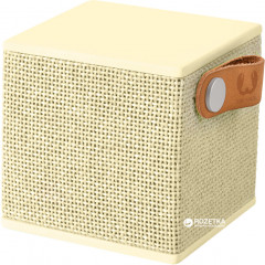 Акустическая система Fresh 'N Rebel Rockbox Cube Fabriq Edition Buttercup (1RB1000BC)