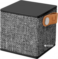 Fresh 'N Rebel Rockbox Cube Fabriq Edition Concrete (1RB1000CC)