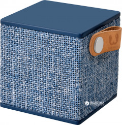 Fresh 'N Rebel Rockbox Cube Fabriq Edition Indigo (1RB1000IN)