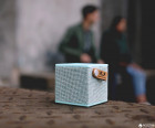 Акустическая система Fresh 'N Rebel Rockbox Cube Fabriq Edition Peppermint (1RB1000PT) - изображение 7