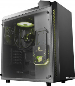 Корпус DeepCool Baronkase Liquid Black (BARONKASE LIQUID)