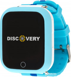 Discovery iQ1000 Touch GPS Blue