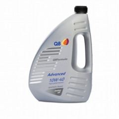 Моторное масло Q8 Formula Advanced 10W-40 4л