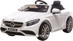 Электромобиль Kidsauto Mercedes-Benz S 63 White (6903351801699) (НL169)