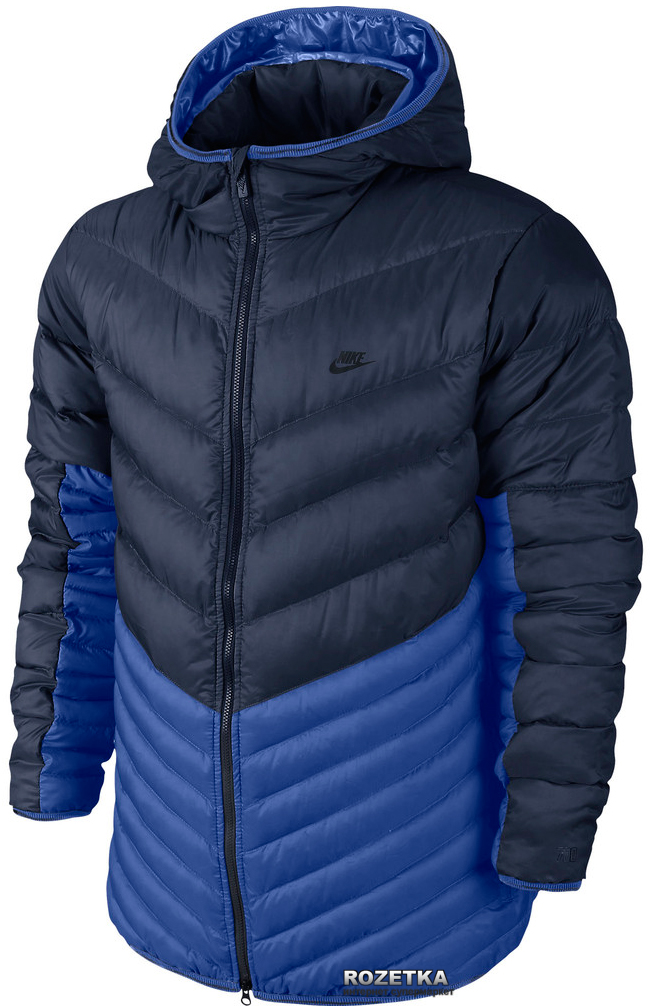 298a41aa ROZETKA | Пуховик Nike Cascade Down Jacket-hd 541456-410 M Черно ...
