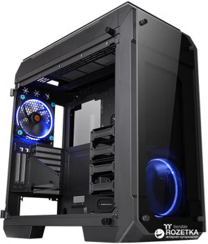 Корпус Thermaltake View 71 Tempered Glass Edition Black (CA-1I7-00F1WN-00)