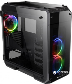 Корпус Thermaltake View 71 Tempered Glass RGB Edition Black (CA-1I7-00F1WN-01)