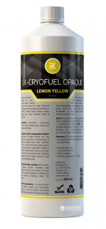 Концентрат EKWB EK-CryoFuel Lime Yellow 900 мл (3831109880210)