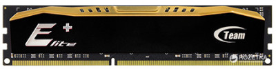 Оперативна пам'ять Team Elite Plus DDR3-1333 8192MB PC3-10660 Black (TPD38G1333HC901)