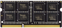 Оперативная память Team Elite SODIMM DDR3L-1600 2048MB PC3L-12800 Black (TED3L2G1600C11-S01)