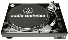 Audio-Technica AT-LP120USB HCBK Black (AT-LP120USBHCBK(UK))
