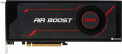 MSI PCI-Ex Radeon RX Vega 56 Air Boost 8192MB HBM2 (2048-bit) (1156/800) (3 x DisplayPort, HDMI) (Radeon RX Vega 56 Air Boost 8G)