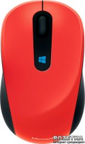 Миша Microsoft Sculpt Mobile Wireless Flame Red (43U-00026) - зображення 1