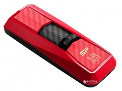 Silicon Power Blaze B50 8GB Red (SP008GBUF3B50V1R)