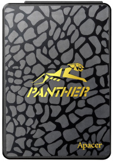 "Apacer AS340 Panther 120GB 2.5"" SATAIII TLC (AP120GAS340G-1)"