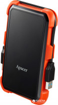 "Жорсткий диск Apacer AC630 1TB 5400rpm 8MB AP1TBAC630T-1 2.5"" USB 3.1 External Orange"