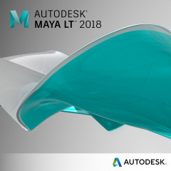 Autodesk Maya LT 2018 Commercial New Single-user ELD 2-Year Subscription (электронная лицензия) (923J1-WW8200-T572)