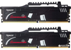Оперативная память Apacer DDR4-2400 16384MB PC4-19200 (Kit of 2x8192) Commando (EK.16GAT.GEAK2)