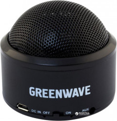 Greenwave PS-300M Black (R0015124)