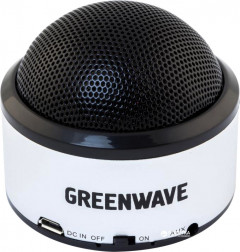 Greenwave PS-300M Silver-Black (R0015123)