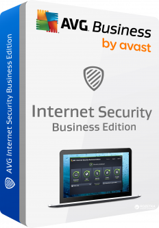 Антивирус AVG Internet Security Business Edition для 10 ПК на 1 год (ise.10.4.0.12)