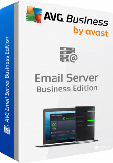 Антивирус AVG Email Server Edition для 50 ПК на 3 года (msb.50.4.0.36)
