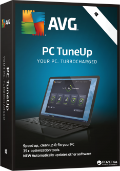 AVG PC TuneUp Business Edition для 40 ПК на 1 год (tub.40.4.0.12)