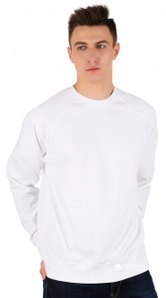 Свитшот Fruit of the loom Raglan Lightweight 062138030 M Белый