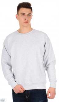Свитшот Fruit of the loom Raglan Sweat 062216094 XL Серо-лиловый