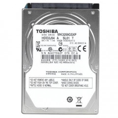 Жесткий диск Toshiba 320GB 5400rpm 8MB MK3259GSXP 2.5 SATAII Refurbished