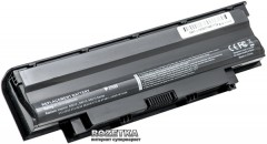 Аккумулятор PowerPlant для Dell Inspiron 13R Black (11.1V/5200mAh/6Cells) (NB00000037)