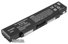 Аккумулятор PowerPlant для Sony Vaio PCG-6C1N Black (11.1V/5200mAh/6Cells) (NB00000138)