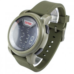 Часы Skmei DG1218 Army Green BOX (DG1218BOXAG)