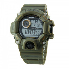Часы Skmei 1019 Army Green BOX (1019BOXAG)