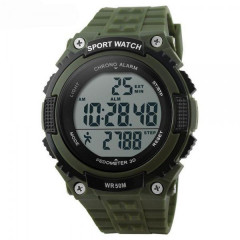 Часы Skmei 1112 Army Green BOX (1112BOXAG)