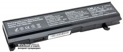 Аккумулятор PowerPlant для Toshiba Satellite A80 Black (10.8V/5200mAh/6Cells) (NB00000139)