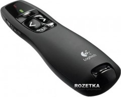 Презентер Logitech Wireless Presenter R400 (910-001356)
