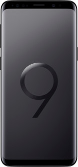 Samsung Galaxy S9 64GB Midnight Black + карта памяти Samsung 256GB в подарок!