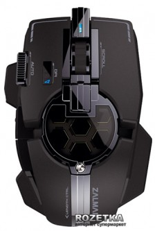 Мышь Zalman ZM-GM4 USB Black