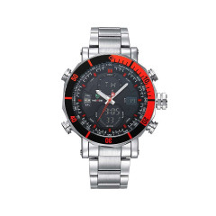 Часы Weide Red WH5203-3C SS (WH5203-3C)