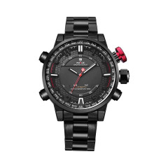 Часы Weide All Black WH6402B-1C SS (WH6402B-1C)