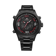 Часы Weide Red WH6306B-2C SS (WH6306B-2C)