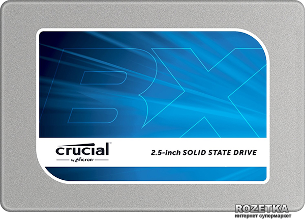 Crucial BX100 SSD Download Driver