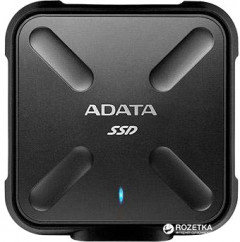 ADATA SD700 512GB USB 3.1 3D NAND Black (ASD700-512GU3-CBK) External