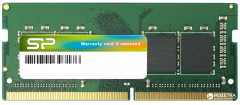 Оперативная память Silicon Power SODIMM DDR4-2400 4096MB PC4-19200 (SP004GBSFU240N02)