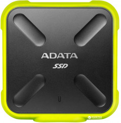 ADATA SD700 512GB USB 3.1 3D NAND Yellow (ASD700-512GU3-CYL) External