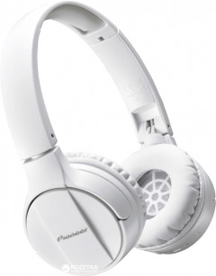 Pioneer SE-MJ553BT White (SE-MJ553BT-W)
