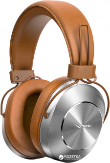 Pioneer SE-MS7BT Hi-Res Audio Brown (SE-MS7BT-T)