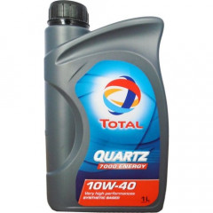 Моторное масло Total Quartz 7000 Energy 10W-40 1 л (201535)